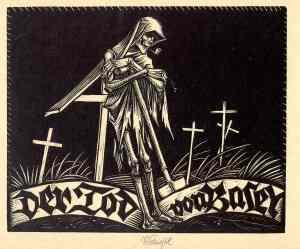 Rudolf_Schiestl_(1878-1931)_-_Tod_von_Basel