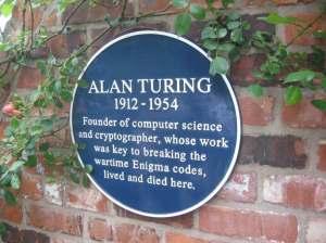 Turing_Plaque