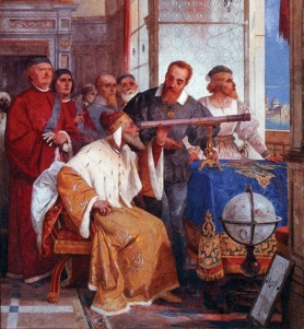 Galileo Galilei and the Doge of Venice