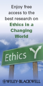 Ethics in a Changing World
