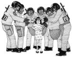 Repression photo