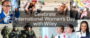Celebrate International Women's Day with Wiley