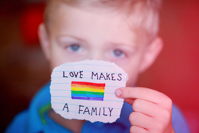 Reproduction and the LGBT Parent; a Changing Narrative