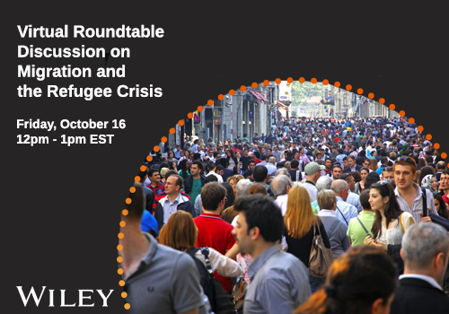 Virtual Roundtable Discussion on Migration and the RefugeeCrisis