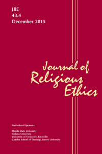 Journal of Religious Ethics