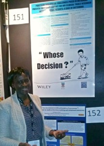 Mary Kasule research world congress bioethics