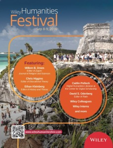 wiley humanities festival