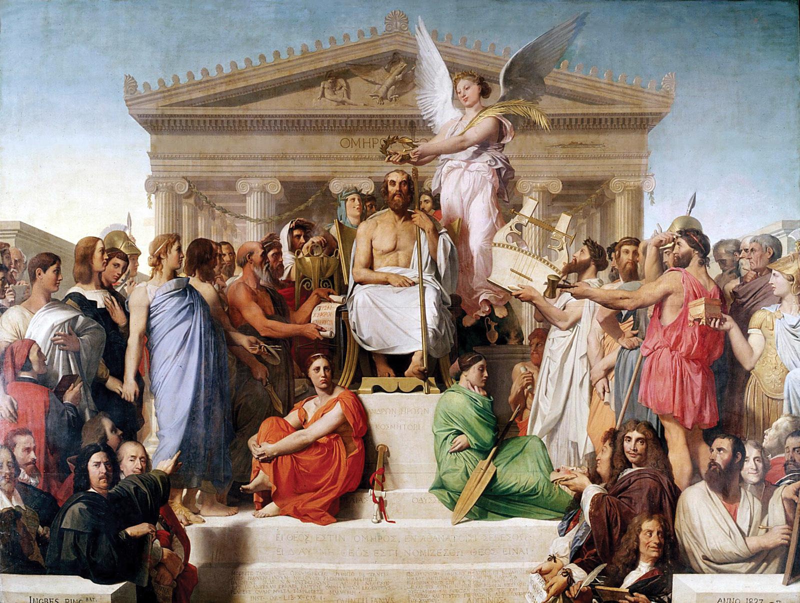 Jean_Auguste_Dominique_Ingres_Apotheosis_of_Homer_1827